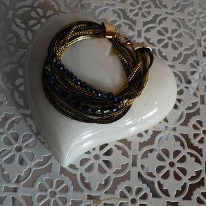 Jewelry - Black Multilayer Bracelet
